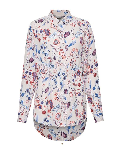 Great Plains | Multicolor Faeryday Floral Elastic Waist Shirt | Lyst