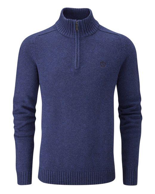 Henri Lloyd - Blue Men's Ramsden Half Zip Knit for Men - Lyst