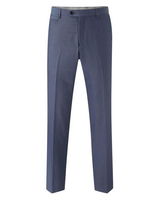 Skopes | Blue Joseph Slim Trouser for Men | Lyst