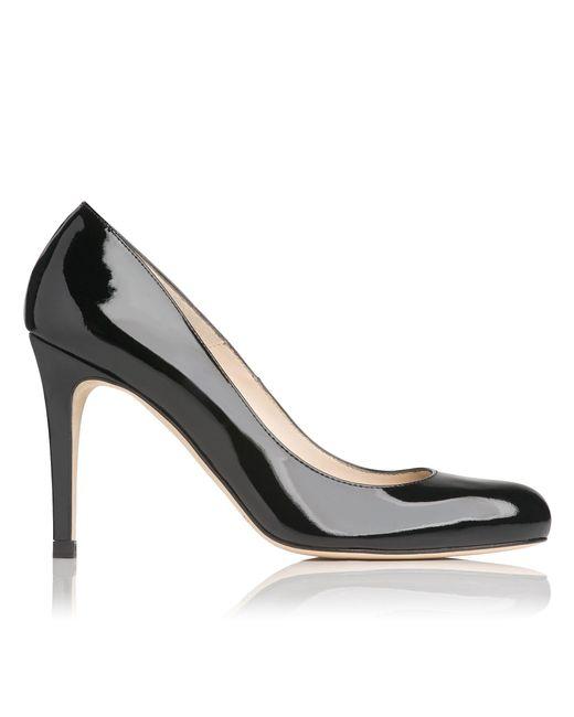 L.K.Bennett - Black Stila Closed Court Shoes - Lyst