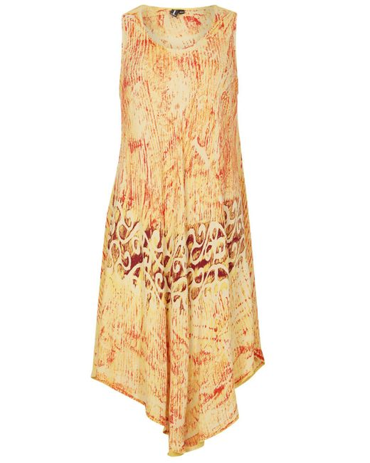 Izabel London | Multicolor Printed Swing Dress | Lyst