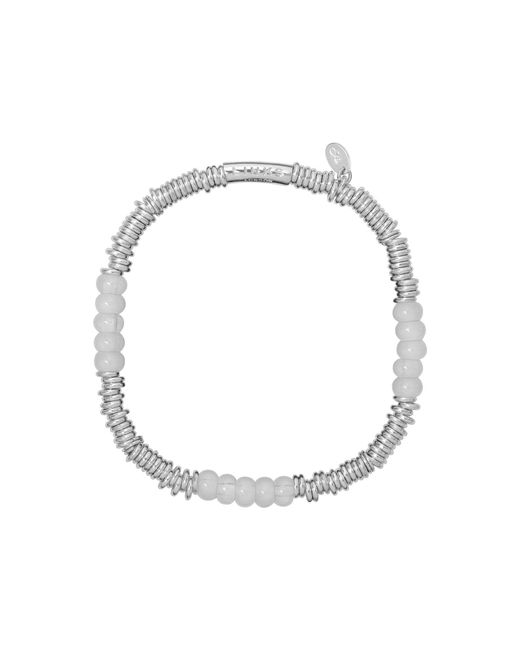 Links of London - Metallic Sweetie Xs Milky Quartz Bracelet - Lyst