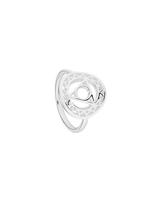 Daisy London - Metallic Throat Chakra Ring - Lyst