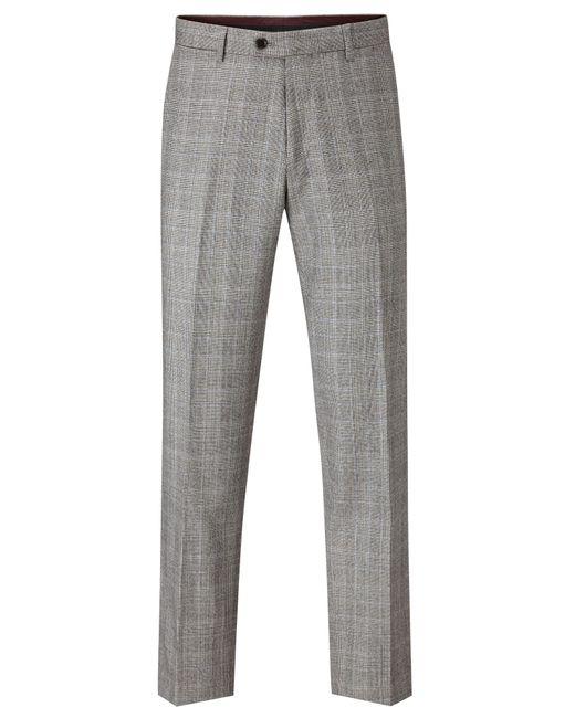 Skopes | Gray Etheridge Suit Trouser for Men | Lyst