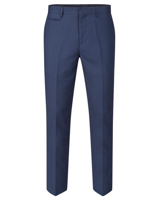 Skopes - Blue Kennedy Slim Trouser for Men - Lyst