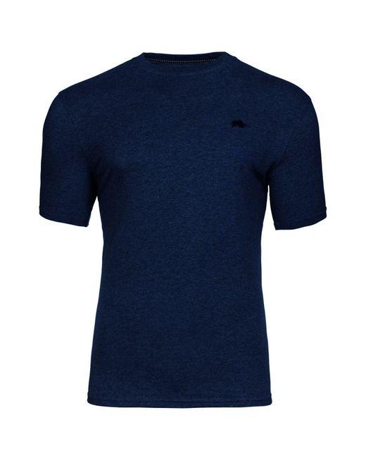 Raging Bull   Blue Men's Big And Tall Signature T-shirt for Men   Lyst