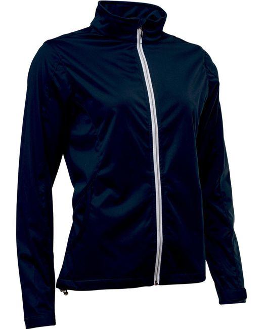 Abacus - Blue Aberdeen Softshell Jacket - Lyst