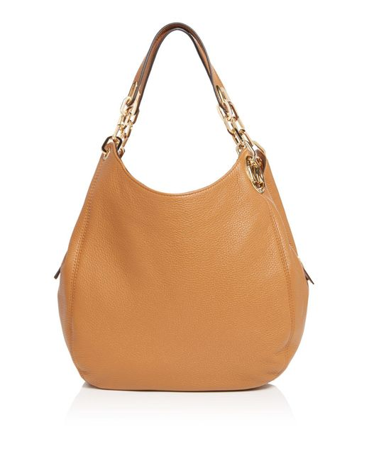 Michael Kors - Brown Fulton Large Shoulder Tote Bag - Lyst