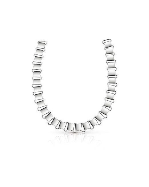 Guess - Metallic Dream Girl Chain Necklace - Lyst