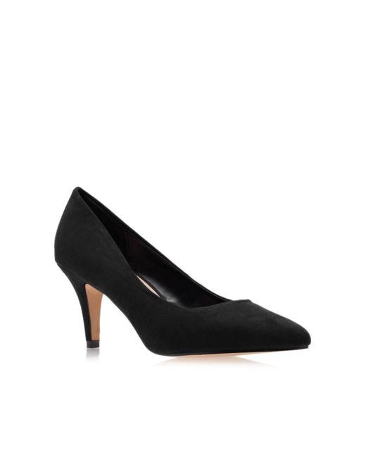 Carvela Kurt Geiger | Black Kairo Court Shoes | Lyst