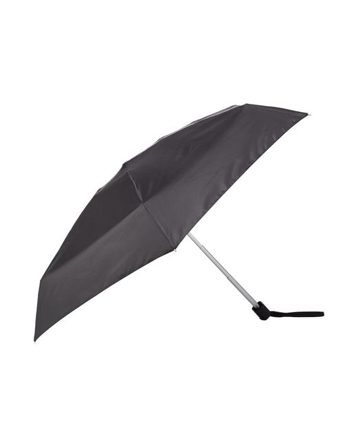 Fulton | Black Plain Tiny Umbrella | Lyst