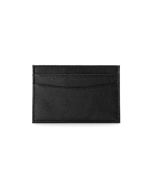 Aspinal | Black Slim Credit Card Case | Lyst