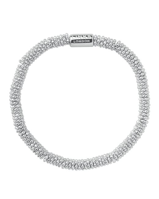 Links of London | Metallic Effervescence Xs Bracelet | Lyst