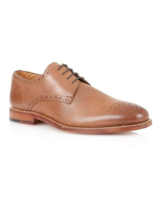 Lotus | Brown Jeremiah Lace Up Formal Oxford Shoes for Men | Lyst