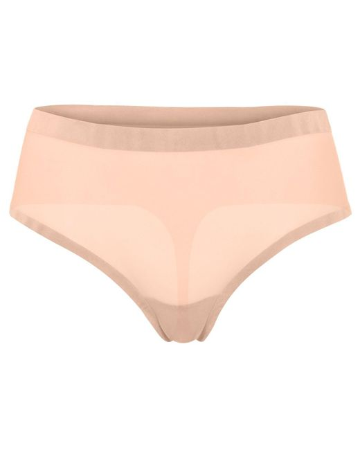 Wolford | Pink Tulle String Panty | Lyst