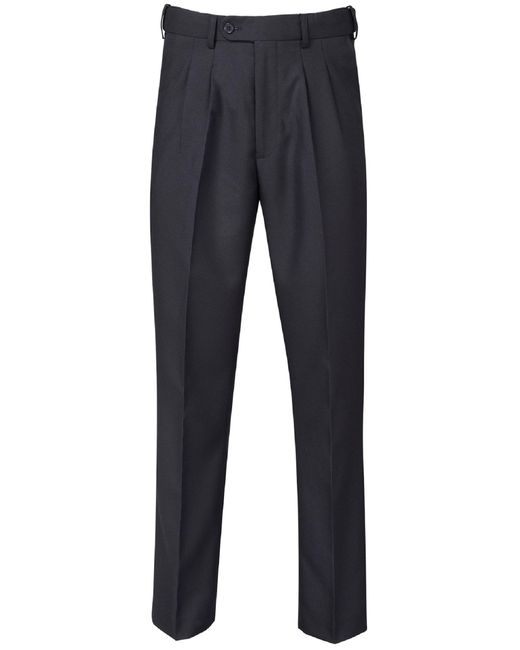 Skopes | Blue Waterford Loose Fit Tailored Trousers for Men | Lyst