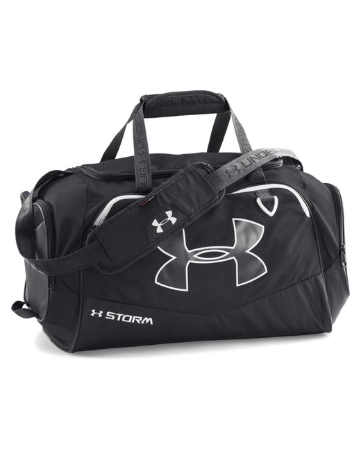 Under Armour | Black Undeniable Synthetic Holdall for Men | Lyst