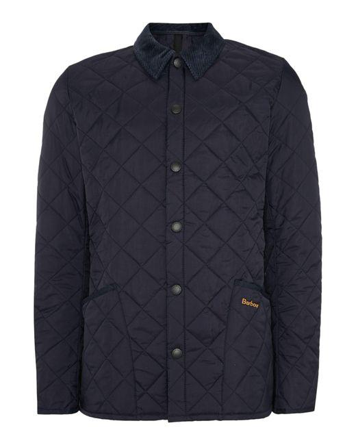 Barbour | Blue Heritage Liddesdale Quilted Jacket for Men | Lyst