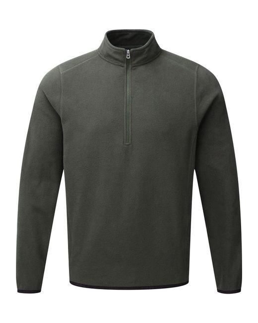 Tog 24 | Green Sixa Mens Tcz 100 Fleece Zip Neck for Men | Lyst