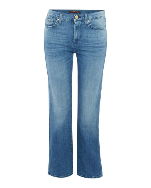 7 For All Mankind   Blue Lexie Jean Mercer   Lyst