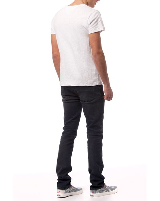 Tommy Hilfiger | White Icon T-shirt for Men | Lyst
