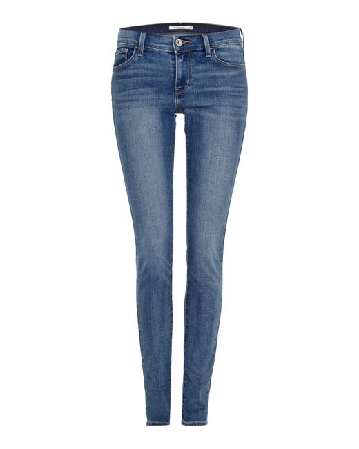 Levi's | Blue Wedgie Icon Jeans | Lyst