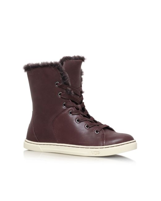 Ugg | Brown Croft Luxe Quilt | Lyst