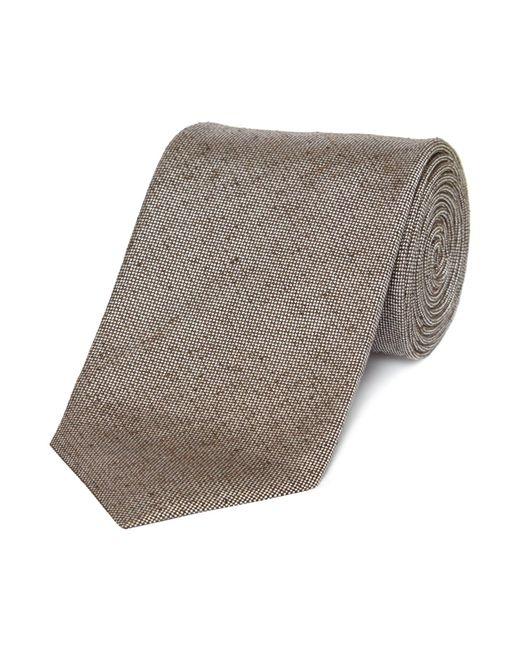 Chester Barrie | Blue Silk Tie - Textured Plain for Men | Lyst