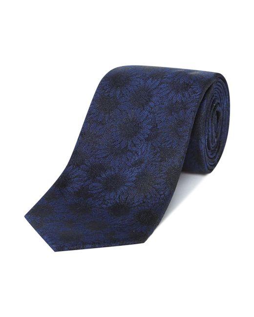 Richard James | Blue Daisy Tie for Men | Lyst