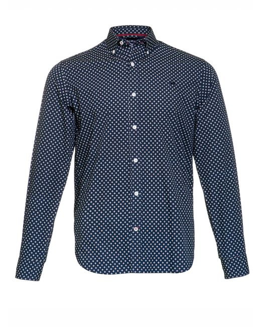 Raging Bull   Blue Men's Big & Tall Ditzy Print Shirt for Men   Lyst