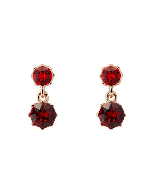 Ted Baker - Red T14702437 Connolee Crown Earrings - Lyst