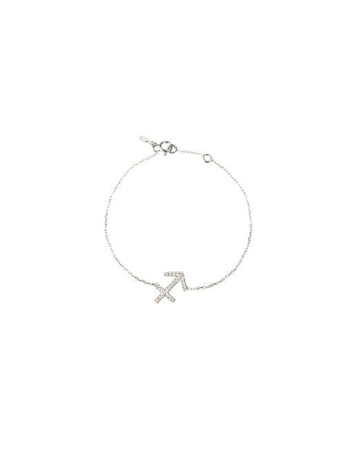 Latelita London   Metallic Zodiac Sagittarius Bracelet Silver   Lyst