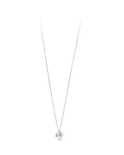 Dyrberg/Kern | Metallic Pendant Necklace | Lyst