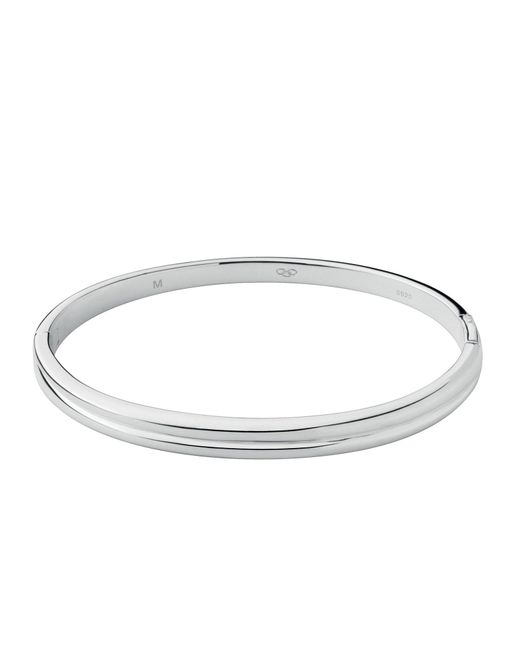 Links of London - Metallic Essentials Hope Hinged Bangle - Lyst