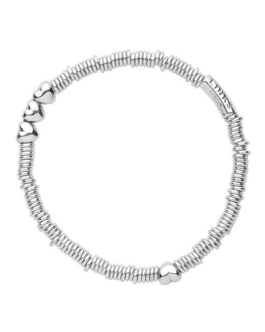 Links of London - Metallic Sweetie Xs Heart Bracelet - Lyst