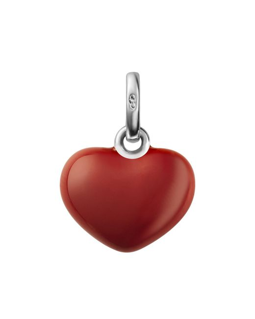 Links of London - Red Heart Charm - Lyst