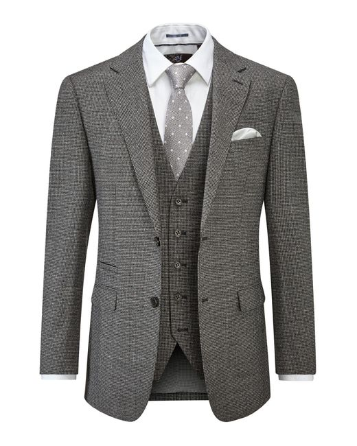 Skopes | Gray Braeaside Wool Blend Suit Jacket for Men | Lyst