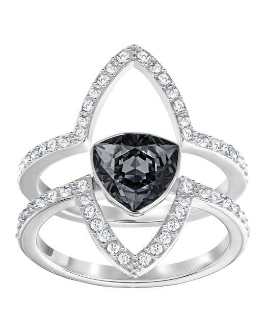 Swarovski | Metallic Fantastic Ring | Lyst