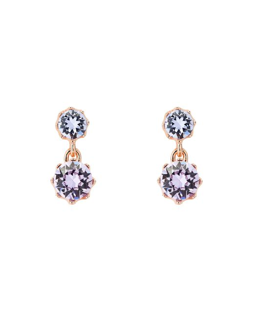 Ted Baker | Multicolor T147024188 Connolee Crown Earrings | Lyst