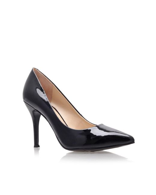 Nine West - Black Flax High Heel Court Shoes - Lyst