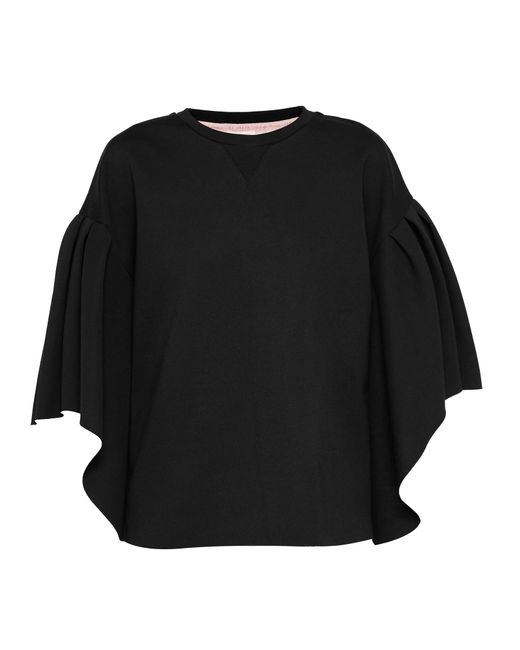 Ted Baker | Black Orcher Wool And Cashmere-blend Jumper | Lyst