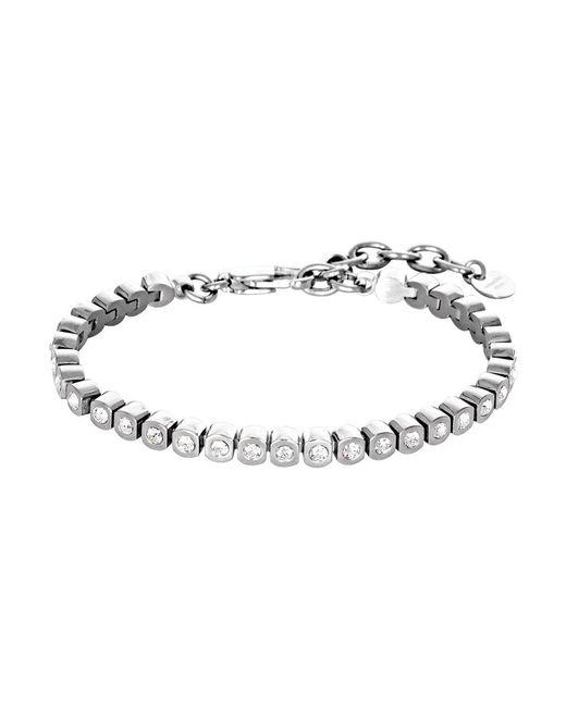 Dyrberg/Kern | Metallic Dk334743 Cony Crystal Bracelet | Lyst