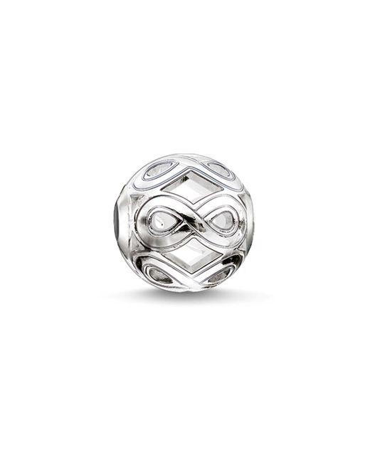 Thomas Sabo - Metallic Infinity Karma Bead - Lyst