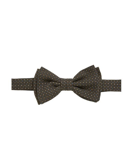 c9fdf5319e ... discount code for boss green micro pattern bow tie in a cotton blend  for men lyst ...