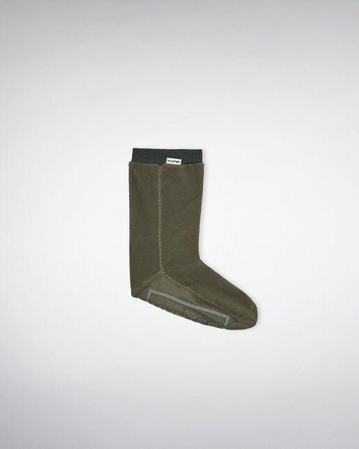 Hunter | Green Unisex Field Fitted Boot Socks - Short for Men | Lyst
