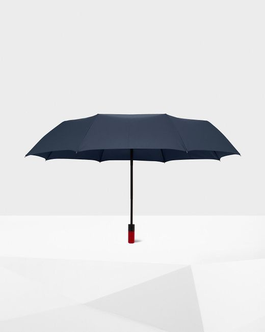 Hunter - Blue Original Automatic Compact Umbrella - Lyst