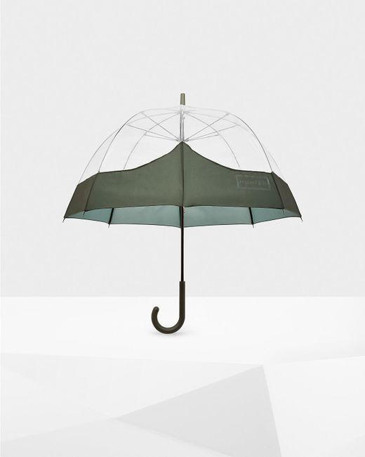 Hunter - Green Original Moustache Bubble Umbrella - Lyst