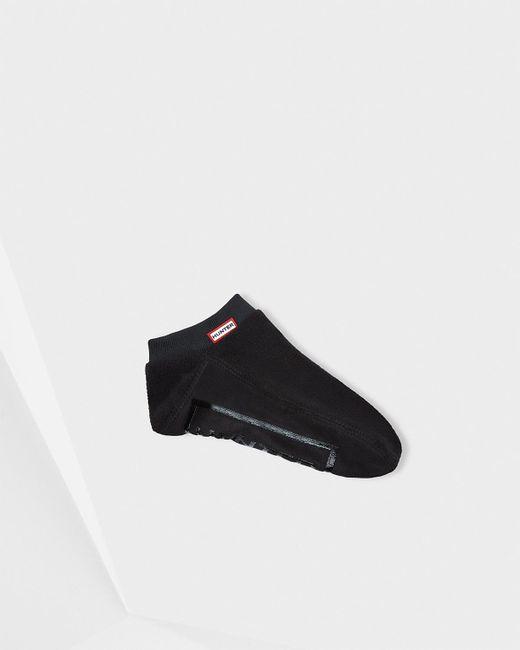 Hunter   Black Unisex Original Fitted Boot Socks - Ankle Length   Lyst