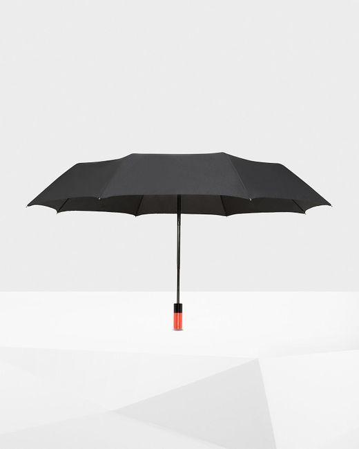 Hunter | Black Original Automatic Compact Umbrella | Lyst