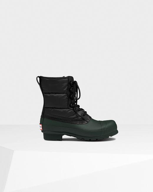 Hunter | Black Boots | Lyst